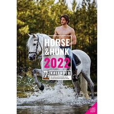 Calendrier Horse And Hunk 2022