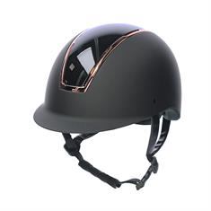 Casque d'équitation Regal Glossy Harry's Horse