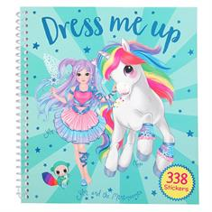 Livre d'Autocollants Ylvi Dress Me Up