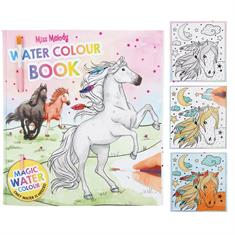 Livre de Coloriage Magic Water Miss Melody