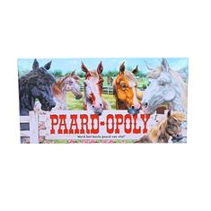 Paard-Opoly Jeu Red Horse