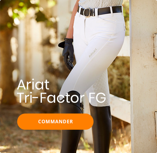 Pantalon d'Équitation-Tri Factor Ariat