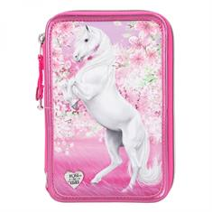 Trousse 3 compartiments Cherry Blossom Miss Melody