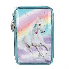 Trousse 3-Compartiments Rainbow Miss Melody