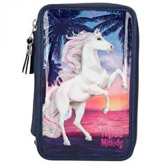 Trousse Remplie 3-Compartiments Ocean Miss Melody